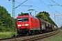 """Adtranz 33367 - DB Schenker """"145 048-5"""" 06.06.2014 - WaghäuselWolfgang Mauser"""