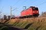 """Adtranz 33367 - DB Cargo """"145 048-5"""" 26.11.2018 - Neustrelitz, (Strelitz Alt)Michael Uhren"""
