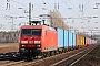 """Adtranz 33367 - DB Cargo """"145 048-5"""" 20.02.2021 - WunstorfThomas Wohlfarth"""