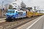 """Adtranz 33380 - PRESS """"145 030-7"""" 17.03.2021 - Gronau-BantelnKai-Florian Köhn"""