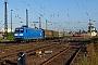 """Adtranz 33380 - PRESS """"145 030-7"""" 28.09.2009 - Halle (Saale), RangierbahnhofNils Hecklau"""