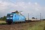 """Adtranz 33380 - PRESS """"145 030-7"""" 19.08.2011 - WiesentalWolfgang Mauser"""