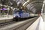 """Adtranz 33380 - PRESS """"145 030-7"""" 08.12.2016 - Dresden, HauptbahnhofMario Lippert"""