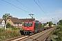 """Adtranz 33386 - OHE """"145 001"""" 25.08.2006 - SierßeRené Große"""