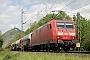 "Adtranz 33820 - DB Schenker ""145 075-8"" 05.05.2015 - Bad HonnefDaniel Kempf"