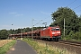 """Adtranz 33825 - Railion """"145 079-0"""" 28.07.2008 - ObersuhlSteven Kunz"""