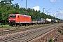 """Adtranz 33825 - DB Schenker """"145 079-0"""" 10.07.2012 - Graben - NeudorfWerner Brutzer"""