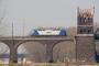 """ADtranz 33844 - RBH Logistics """"201"""" 15.03.2007 - Duisburg-Rheinhausen, RheinbrückeIngmar Weidig"""