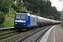 """Adtranz 33844 - RBH Logistics """"201"""" 28.05.2009 - WehlenChristian Schröter"""