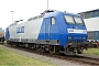 """Adtranz 33844 - RBH Logistics """"201"""" 06.09.2008 - LeunaChristian Schröter"""