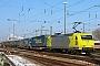"Adtranz 33848 - Crossrail ""145-CL 031"" 21.01.2017 - Basel, Badischer BahnhofTheo Stolz"