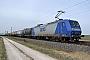 """Adtranz 33849 - RBH Logistics """"205"""" 02.04.2012 - MerkendorfAndreas Hohl"""