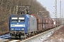 """Adtranz 33849 - RBH Logistics """"205"""" 19.12.2009 - HasteThomas Wohlfarth"""