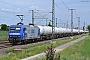 "Adtranz 33849 - RBH Logistics ""205"" 28.05.2017 - Vechelde-Gross GleidingenRik Hartl"