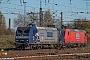 "Adtranz 33849 - RBH Logistics ""145 101-2"" 18.11.2020 - Oberhausen, Rangierbahnhof WestRolf Alberts"