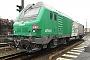 """Alstom ? - SNCF """"475101"""" __.02.2009 Belfort [F]  Werkbild Siemens"""