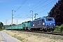 """Alstom FRET 143 - ETF """"27143M"""" 24.05.2014 - MoiransAndré Grouillet"""