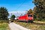 "Bombardier 33438 - DB Cargo ""185 039-5"" 25.09.2021 - Leverkusen-AlkenrathFabian Halsig"