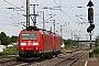 """Bombardier 33550 - DB Schenker """"185 113-8"""" 06.09.2013 - Müllheim (Baden)Sylvain  Assez"""