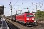 "Bombardier 33550 - DB Cargo ""185 113-8"" 16.04.2020 - Düsseldorf-RathMartin Welzel"