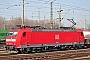 """Bombardier 33564 - Railion """"185 120-3"""" 03.02.2007 - Weil am RheinTheo Stolz"""