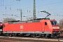 """Bombardier 33589 - DB Schenker """"185 136-9 """" 21.03.2009 - Basel, Badischer BahnhofTheo Stolz"""