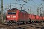 "Bombardier 33602 - DB Cargo ""185 141-9"" 18.02.2019 - Oberhausen, Rangierbahnhof WestRolf Alberts"