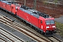 "Bombardier 33602 - DB Cargo ""185 141-9"" 11.12.2020 - Mannheim, Betriebshof RangierbahnhofHarald Belz"