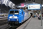 "Bombardier 33614 - metronom ""185 524-6"" 27.04.2005 - Hamburg, HauptbahnhofAlbert Hitfield"