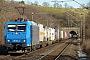 "Bombardier 33614 - Alpha Trains ""185 524-6"" 18.02.2010 - EilendorfRonnie Beijers"