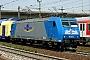 "Bombardier 33614 - metronom ""185 524-6"" 15.06.2005 - Hamburg-HarburgDietrich Bothe"