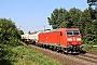 "Bombardier 33642 - DB Cargo ""185 166-6"" 27.08.2016 - Hannover-LimmerThomas Wohlfarth"