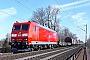 "Bombardier 33642 - DB Cargo ""185 166-6"" 17.03.2020 - Hannover-WaldheimChristian Stolze"