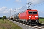 """Bombardier 33740 - DB Cargo """"185 217-7"""" 11.09.2021 - Friedland-NiedernjesaMartin Schubotz"""