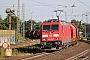 """Bombardier 33753 - DB Schenker """"185 229-2"""" 01.07.2015 - Nienburg (Weser)Thomas Wohlfarth"""