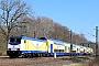 """Bombardier 34045 - metronom """"ME 146-18"""" 19.03.2012 - TostedtAndreas Kriegisch"""