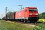 """Bombardier 34147 - Railion """"185 284-7"""" 27.04.2007 - Münster-AltheimKurt Sattig"""