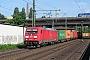 """Bombardier 34147 - DB Cargo """"185 284-7"""" 12.07.2018 - Hamburg-HarburgChristian Stolze"""