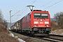 "Bombardier 34147 - DB Cargo ""185 284-7"" 20.02.2021 - Eschwege-NiddawitzhausenMartin Schubotz"