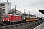 """Bombardier 34164 - DB Schenker """"185 297-9"""" 29.11.2012 - Köln, Bahnhof WestMichael Kuschke"""