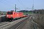"""Bombardier 34164 - DB Schenker """"185 297-9"""" 01.04.2014 - WallerseeAndré Grouillet"""