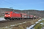 "Bombardier 34198 - DB Cargo ""185 320-9"" 19.02.2021 - Ludwigsau-ReilosPatrick Rehn"