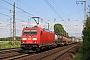 """Bombardier 34198 - DB Cargo """"185 320-9"""" 20.06.2021 - WunstorfThomas Wohlfarth"""