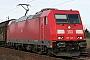 "Bombardier 34229 - Railion ""185 343-1"" 24.01.2009 - WiesentalWolfgang Mauser"
