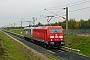 """Bombardier 34241 - Railion """"185 346-4"""" 08.10.2008 - Wegberg-Wildenrath, Siemens TestcenterWolfgang Scheer"""