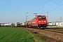 """Bombardier 34241 - DB Cargo """"185 346-4"""" 07.04.2010 - Walluf (Rheingau)Kurt Sattig"""