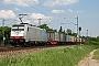 "Bombardier 34327 - Lokomotion ""186 107"" 26.05.2010 - EglhartingMichael Stempfle"