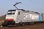 "Bombardier 34327 - RTB ""186 107"" 11.02.2012 - WiesentalWolfgang Mauser"