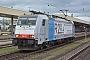 "Bombardier 34327 - BLS Cargo ""186 107"" 08.07.2015 - Basel, Bahnhof Basel Badischer BahnhofRomain Constantin"