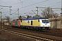 """Bombardier 34329 - metronom """"246 006-1"""" 09.12.2014 Hannover,Messe/Laatzen [D] Hans Isernhagen"""